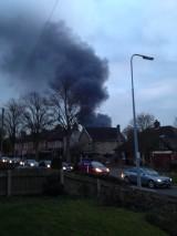 Fire Grantham